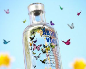 Let's get drunk to shoo away the butterflies